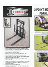 Three Point Fork Lift Brochure