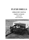 Model FLEXII - Grass Drill Brochure