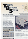 Trillion - Broadcast Seeder Brochure