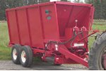 Whatcom - Mulch Spreader