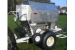 Narrow Profile - Model 250 - Fertilizer Spreader