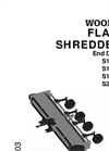 Woods - Model S12ED - Flail Shredders - Manual