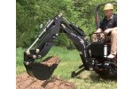 Woods - Model BH6000  - Backhoes