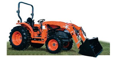Woods - Model LC102 Compact - Loaders
