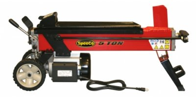 SpeeCo - Model 40100500-5-Ton - Electric Log Splitter