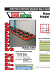 Big Bale Handlers Model 8410- Brochure