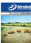 PRO-GRADE - Model MDFL - Strobel Medium Duty Feedlot Scraper- Brochure