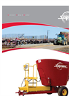 Model 300 - Pull Type Single Auger Mixer Brochure
