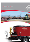 Model 500T - Pull Type Twin Auger Mixer Brochure