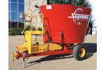 Model 300 - Pull Type Single Auger Mixer