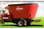 Supreme International - Model 600T - Truck Mount Mixers