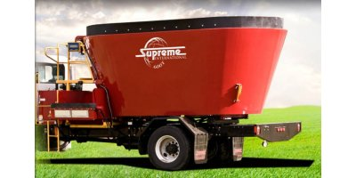 Supreme - Model 600T  - Truck Mount Mixers