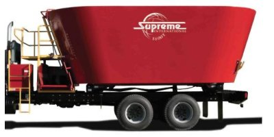 Supreme - Model 1600T - Truck Mount Mixers