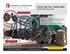 Coulter Till - Manure Injection Tank Bar Brochure