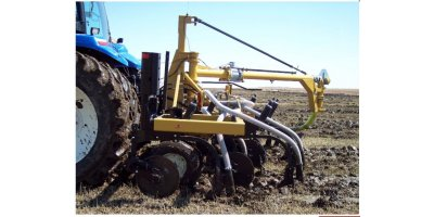 Dietrich - Model 70 Series - Manure Injection Toolbar