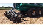Coulter Till - Manure Injection Tank Bar