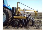 Manure Injection Toolbar
