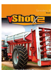Widemans - vShot Series - Vertical Beater Spreaders Brochure