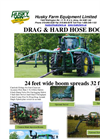 Husky - 24 Feet Wide Boom Brochure