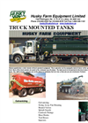 Husky - Truck Mounted Tanks Brochure