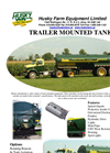 Husky - Trailer Mounted Tanks Brochure