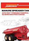 Non-Steer Standard Duty Manure Tankers Brochure
