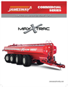 Maxx-Trax - Steerable Manure Tankers- Brochure