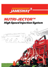 NUTRI-JECTOR - High Speed Manure Injection System Brochure