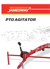 3-Point Hitch PTO Agitator Brochure