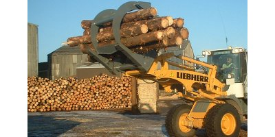 Timber-Handling Grapples