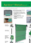 Model II - Manual Sectional Roller Door Systems Brochure