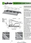 Model Comfort - Freestall Divider Brochure