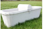 Bottom Entry Drinking Trough