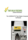 Legrain - Model PCI - Computerised Feeder Brochure