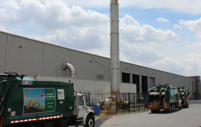 Region of Peel Compost Facility - Case Study