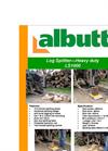 Model LG1000 - Log Splitter Brochure