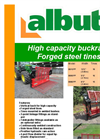 Albutt - Model SKMB - Shear Buckets Brochure