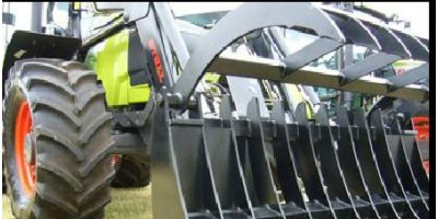 Site Pro  - Model WR - Heavy Duty Grapple & Rake