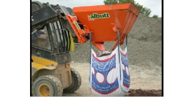 Albutt - Bag Filling Bucket
