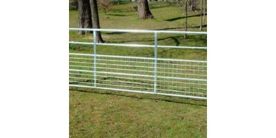 LMBateman - Model HMG - Half Meshed Gates