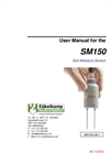 Model SM150 - Soil Moisture Sensor User Manual