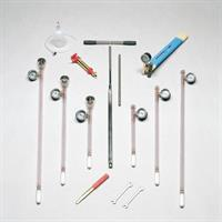 Model 14.04 - 90 cm Multi-Functional Tensiometers Set