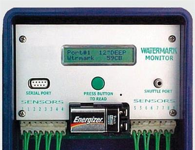 Eijkelkamp Watermark - Model 14.27.SA - Automatic Logging of Soil Moisture Meter