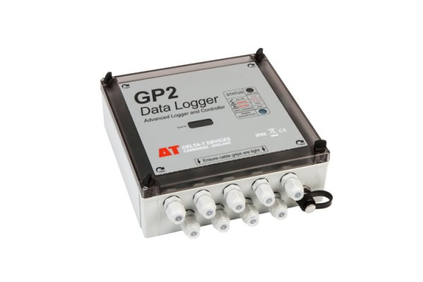 Model GP2 - Data Logger and Controller