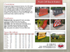 Model CF0 - Buck Rakes Forks- Brochure