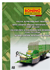 3 in 1 Zero - forage wagon Samll Range- Brochure