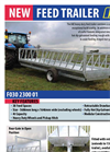 Feed Trailer  Brochure