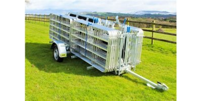 Model MST - AW600 - Premium Sheep Handling Systems