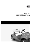 E-Z-GO - RXV Electric Series - Golf Cars  Brochure