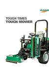 Parkway Meteor - Model 3 - Flail Mowers Brochure